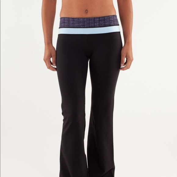 ce465411d4f lululemon athletica Pants | Lululemon Groove Yoga | Poshmark